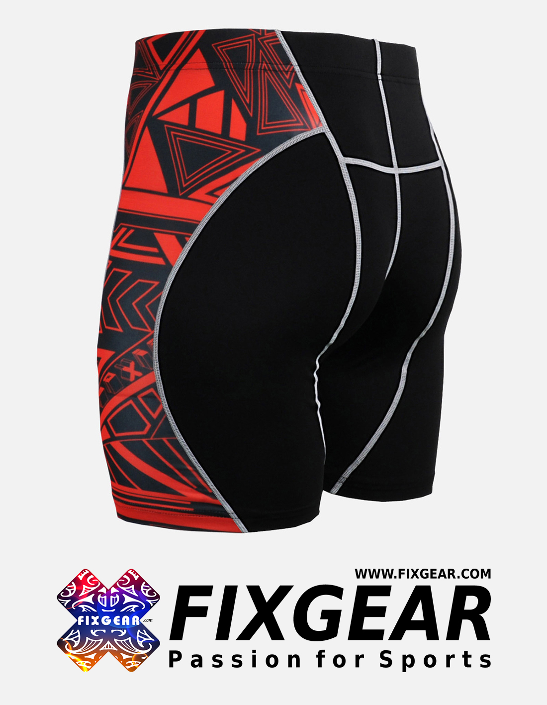 FIXGEAR P2S-B2 Compression Drawer Shorts