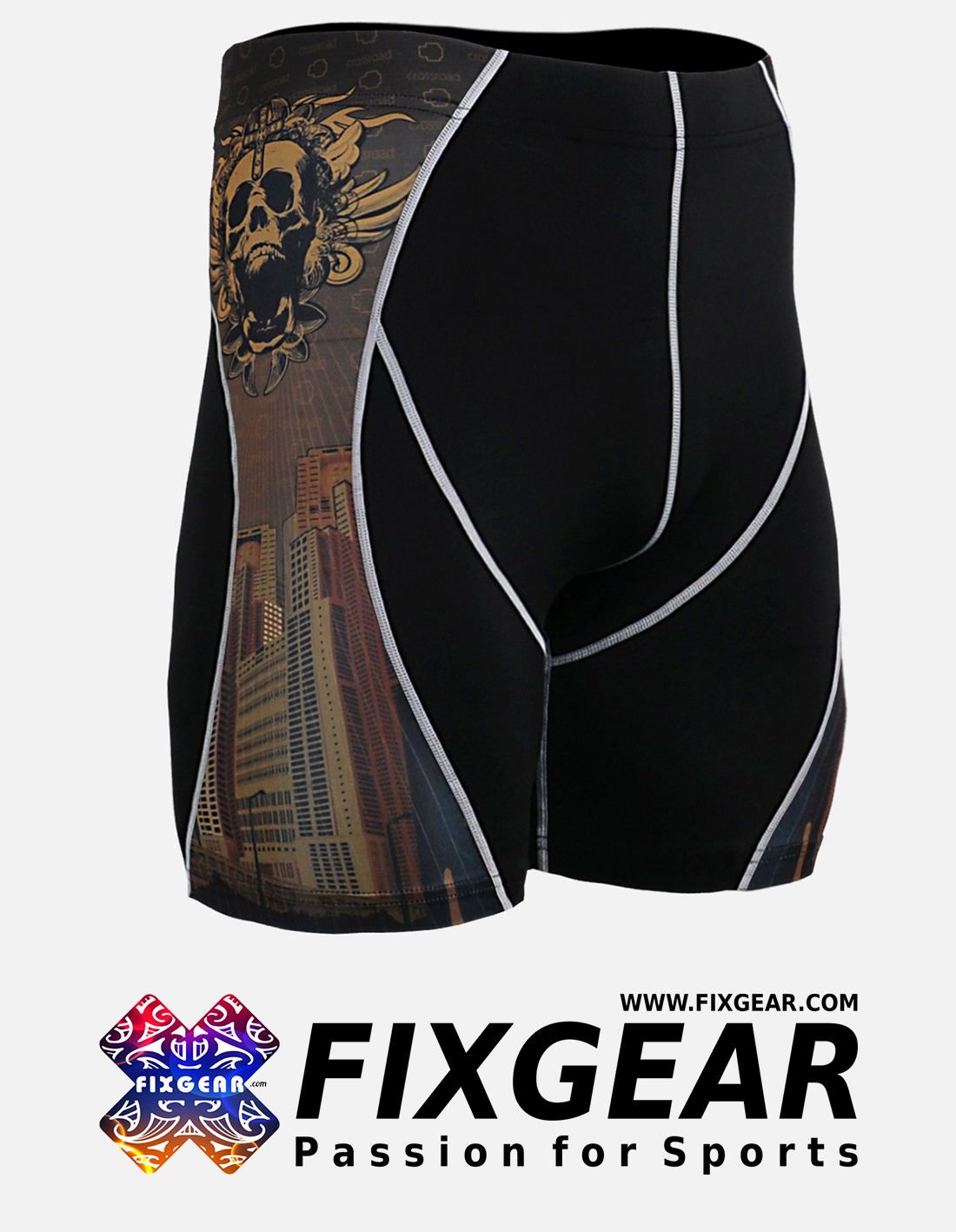 FIXGEAR P2S-B27 Compression Drawer Shorts