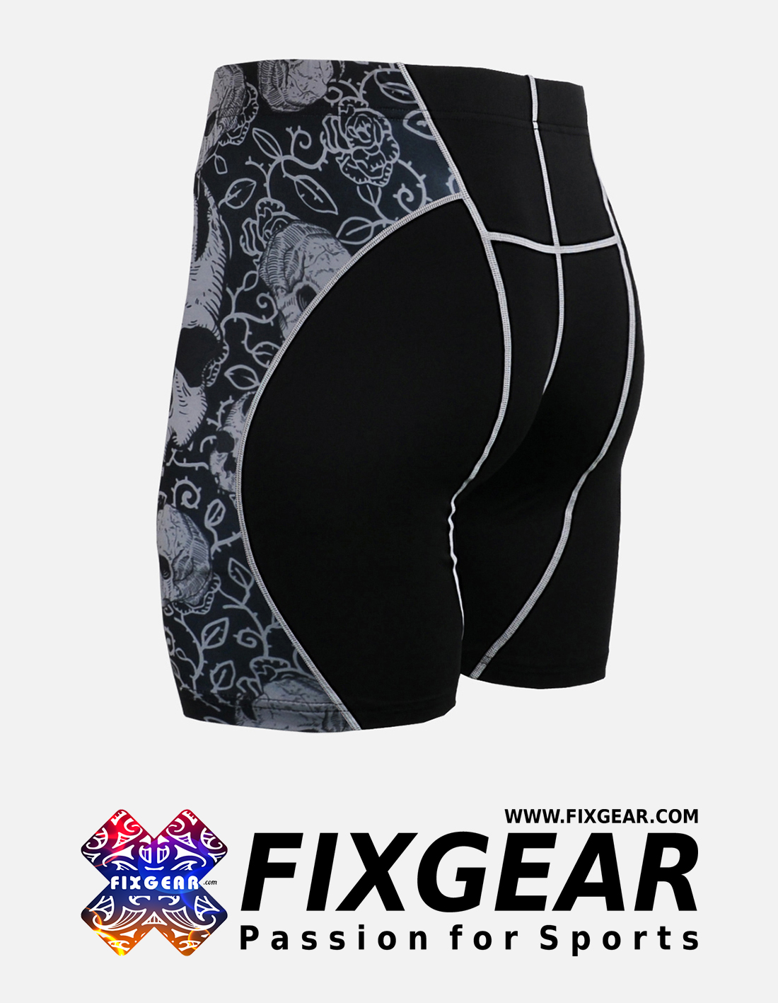FIXGEAR P2S-B40 Compression Drawer Shorts