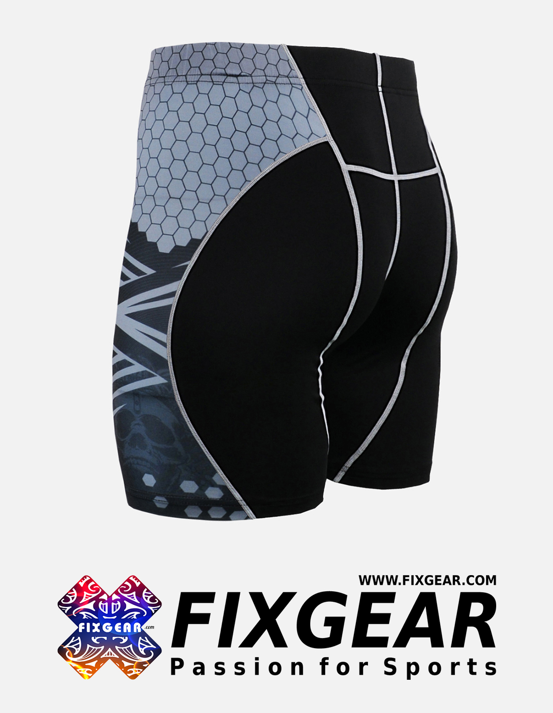 FIXGEAR P2S-B41 Compression Drawer Shorts