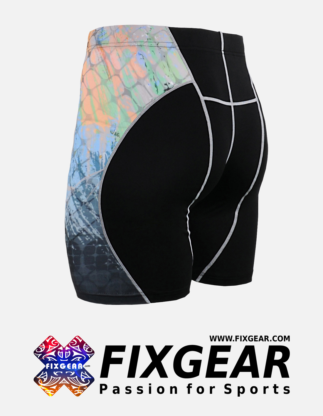 FIXGEAR P2S-B42 Compression Drawer Shorts