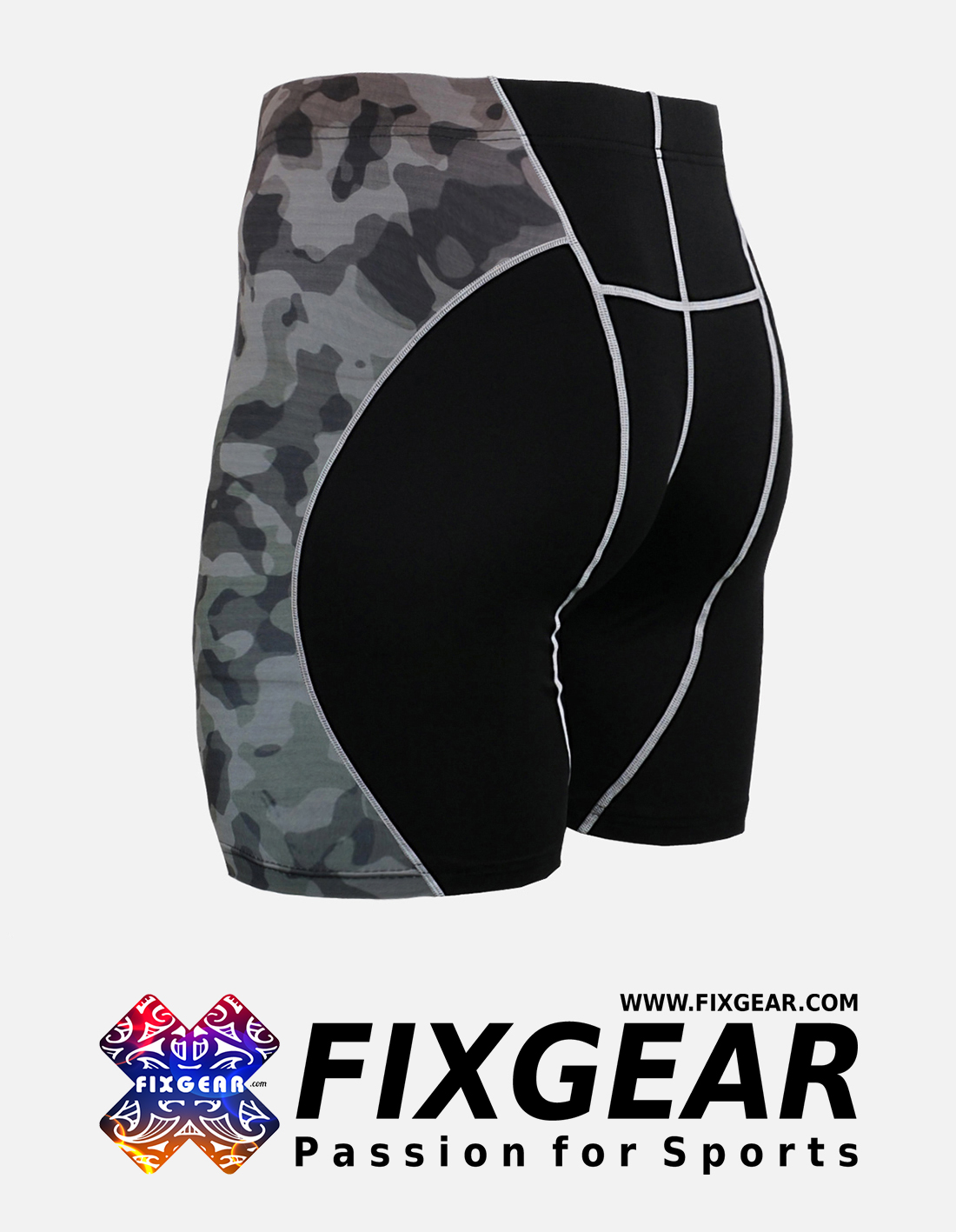 FIXGEAR P2S-B45 Compression Drawer Shorts