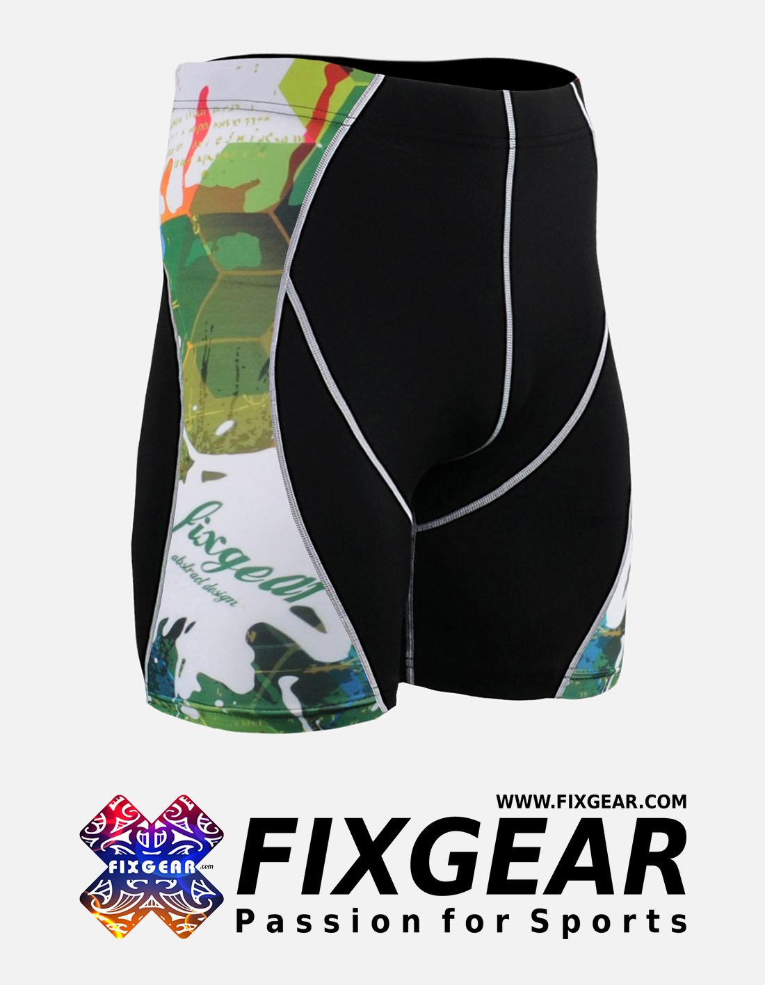FIXGEAR P2S-B47 Compression Drawer Shorts
