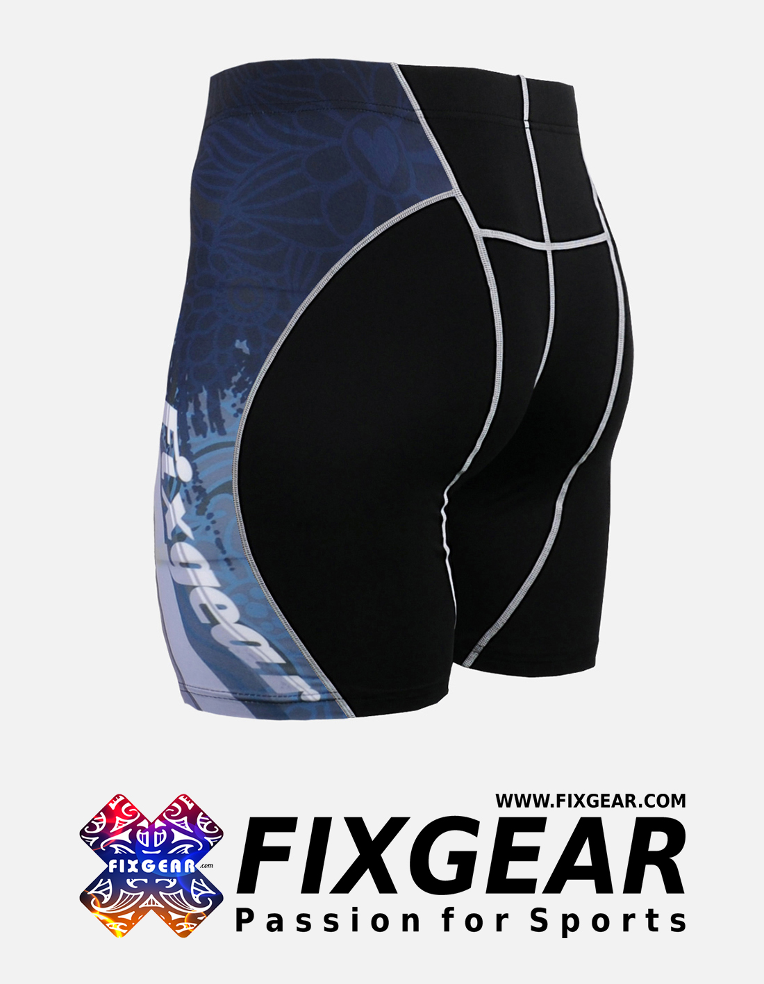 FIXGEAR P2S-B48 Compression Drawer Shorts