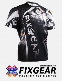 FIXGEAR RM-1802 Men's Casual short sleeve Crew-Neck T-Shirt
