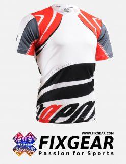 FIXGEAR RM-3602 Men's Casual short sleeve Crew-Neck T-Shirt