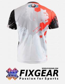 FIXGEAR RM-4402 Men's Casual short sleeve Crew-Neck T-Shirt