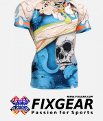 FIXGEAR CFS-19B Skin-tight Compression Base Layer Shirt