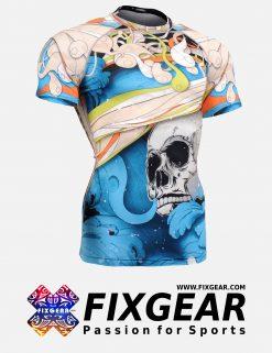 FIXGEAR CFS-19B Skin-tight Compression Base Layer Shirt