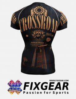 FIXGEAR CFS-27 Skin-tight Compression Base Layer Shirt
