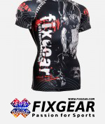FIXGEAR CFS-30 Skin-tight Compression Base Layer Shirt