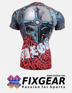 FIXGEAR CFS-73 Skin-tight Compression Base Layer Shirt