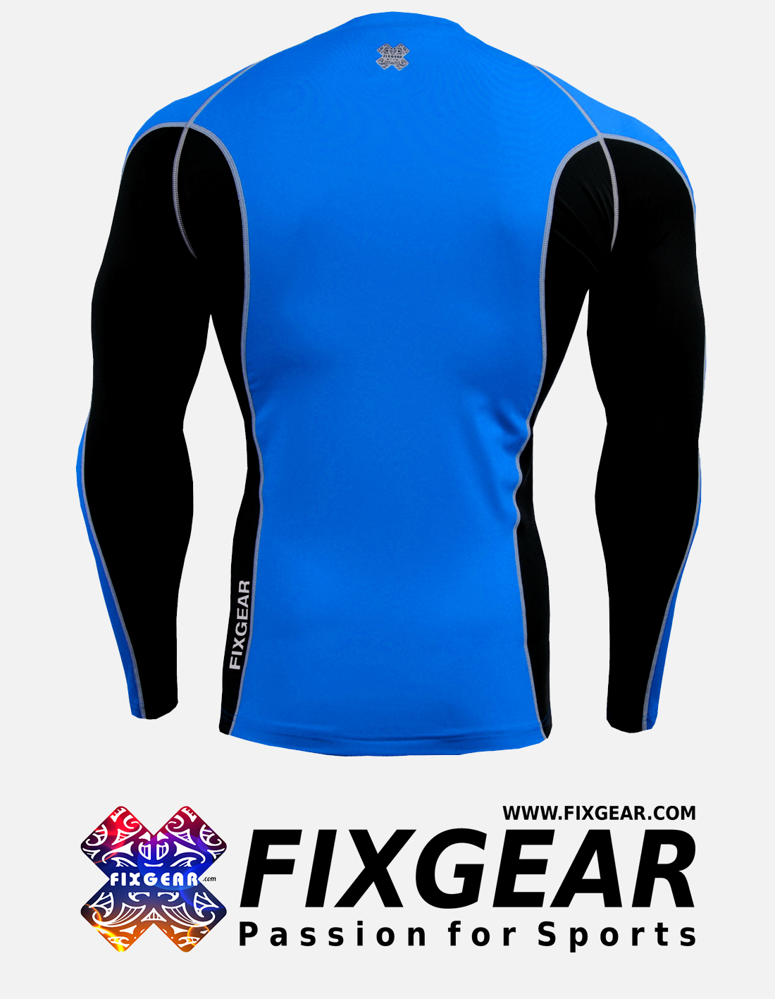 FIXGEAR CTRL-BCL Skin-tight Compression Base Layer Shirt