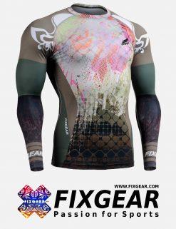 FIXGEAR CFL-42 Compression Base Layer Shirt