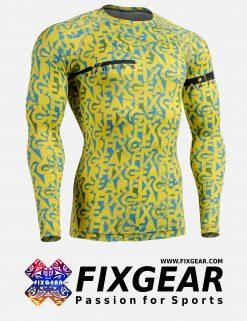 FIXGEAR CFL-g6Y Compression Base Layer Shirt