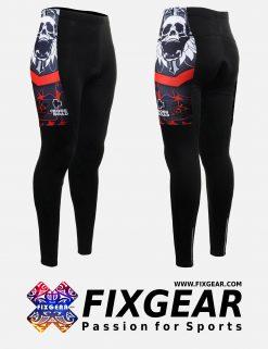 FIXGEAR LT-W11 Women's Cycling Padded Long Pants