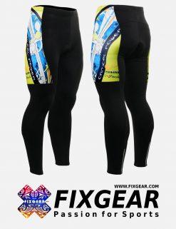 FIXGEAR LT-19B Men's Cycling Cycling Padded Pants