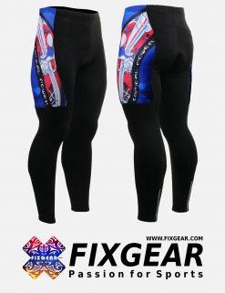 FIXGEAR LT-19R Men's Cycling Cycling Padded Pants