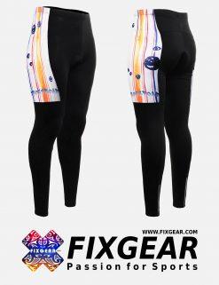 FIXGEAR LT-W20 Women's Cycling Padded Long Pants