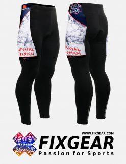 FIXGEAR LT-21 Men's Cycling Cycling Padded Pants