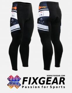 FIXGEAR LT-22 Men's Cycling Cycling Padded Pants