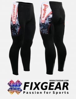 FIXGEAR LT-24 Men's Cycling Cycling Padded Pants