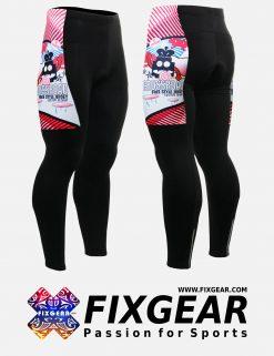 FIXGEAR LT-29 Men's Cycling Cycling Padded Pants