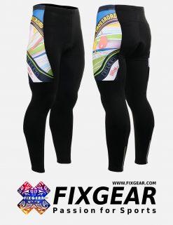 FIXGEAR LT-3 Men's Cycling Cycling Padded Pants