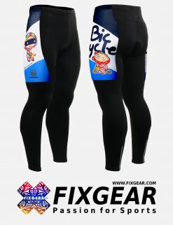 FIXGEAR LT-31B Men's Cycling Cycling Padded Pants