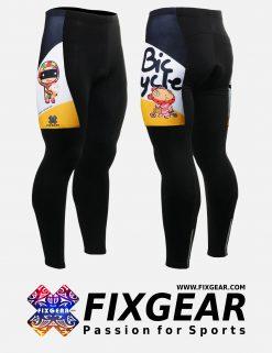 FIXGEAR LT-31Y Men's Cycling Cycling Padded Pants