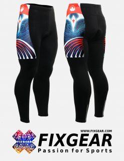 FIXGEAR LT-35 Men's Cycling Cycling Padded Pants
