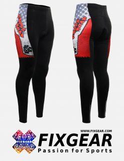 FIXGEAR LT-W5 Women's Cycling Padded Long Pants