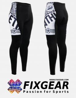 FIXGEAR LT-W6 Women's Cycling Padded Long Pants