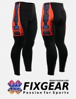 FIXGEAR LT-8 Men's Cycling Cycling Padded Pants