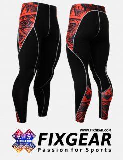 FIXGEAR P2L-B2 Compression Leggings Pants
