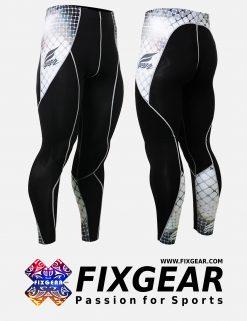 FIXGEAR P2L-B38 Compression Leggings Pants