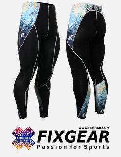 FIXGEAR P2L-B42 Compression Leggings Pants
