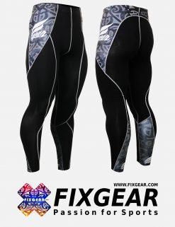 FIXGEAR P2L-B43 Compression Leggings Pants