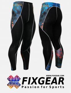 FIXGEAR P2L-B46 Compression Leggings Pants