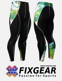 FIXGEAR P2L-B47 Compression Leggings Pants