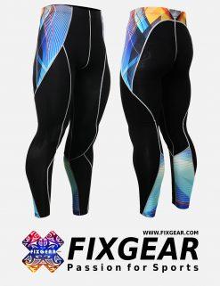 FIXGEAR P2L-B49 Compression Leggings Pants