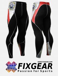FIXGEAR P2L-B5 Compression Leggings Pants