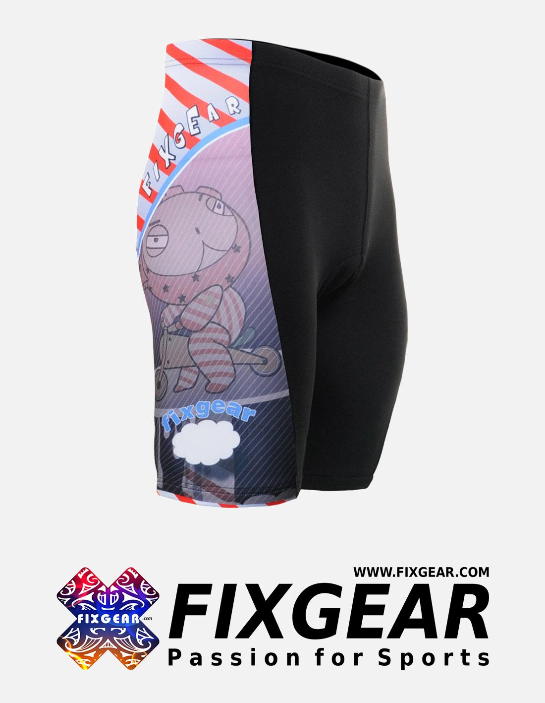 FIXGEAR ST-W16 Women's Cycling Padded Shorts