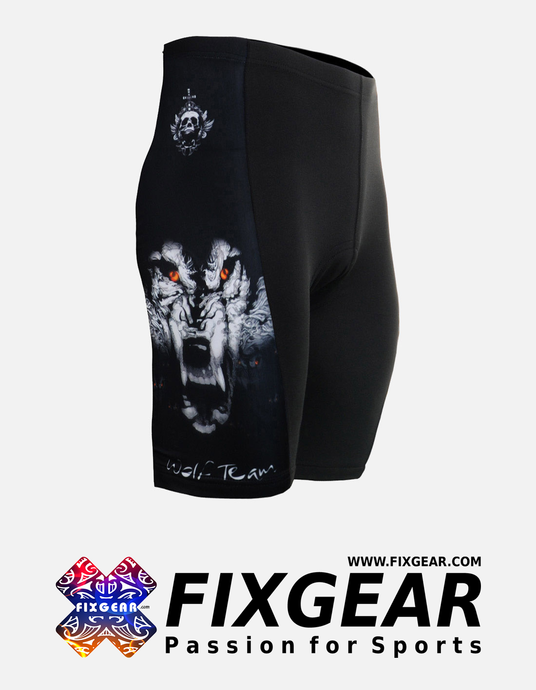 FIXGEAR ST-W18 Women's Cycling Padded Shorts