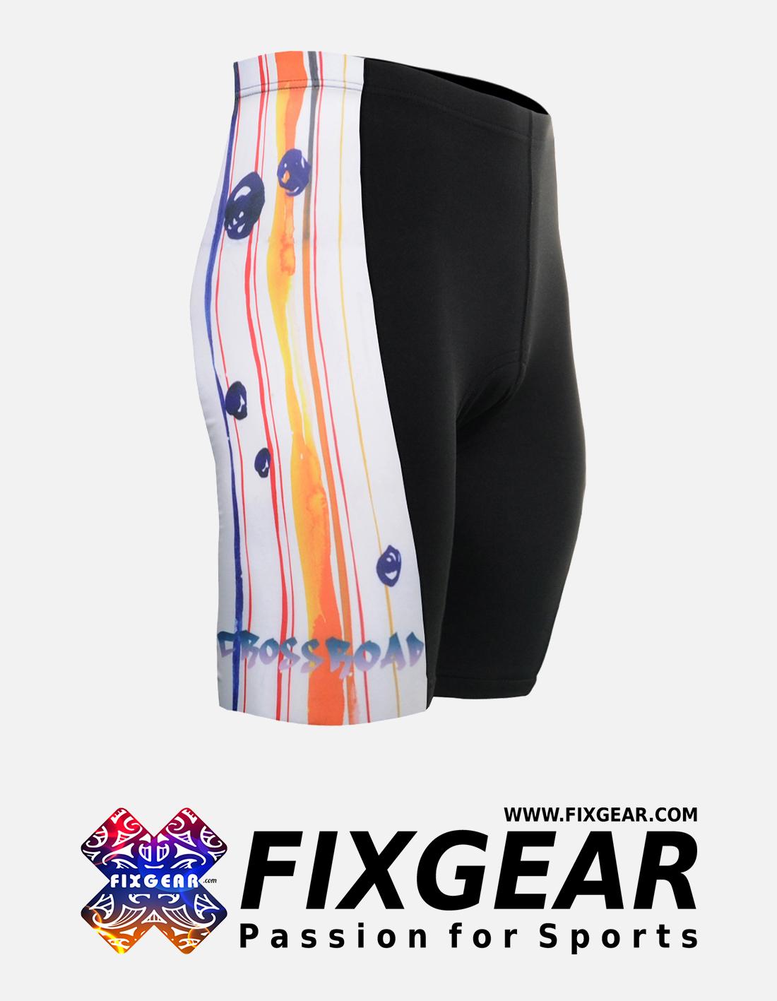 FIXGEAR ST-W20 Women's Cycling Padded Shorts