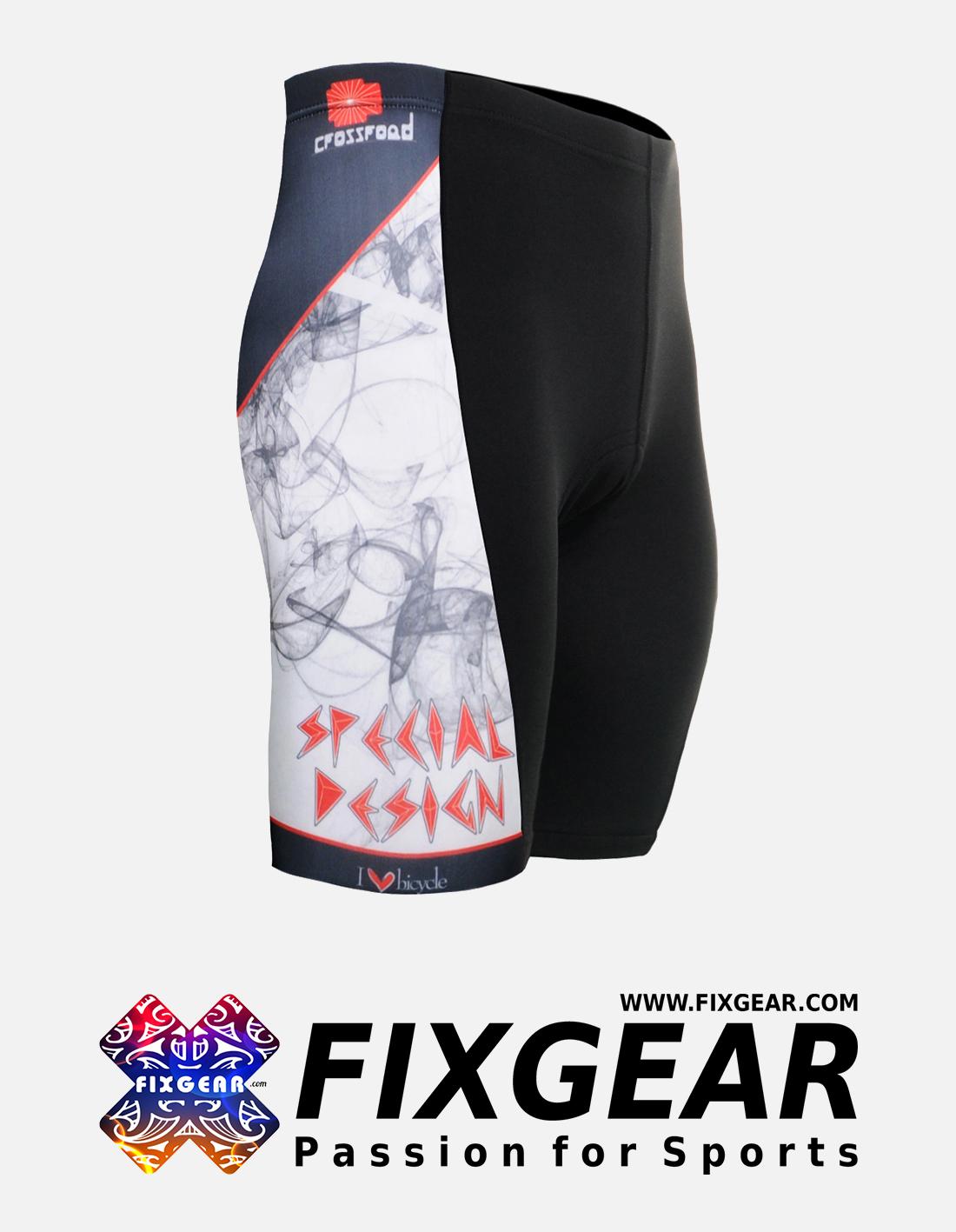 FIXGEAR ST-W21 Women's Cycling Padded Shorts