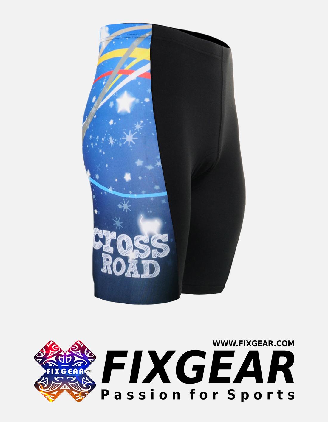 FIXGEAR ST-W23 Women's Cycling Padded Shorts