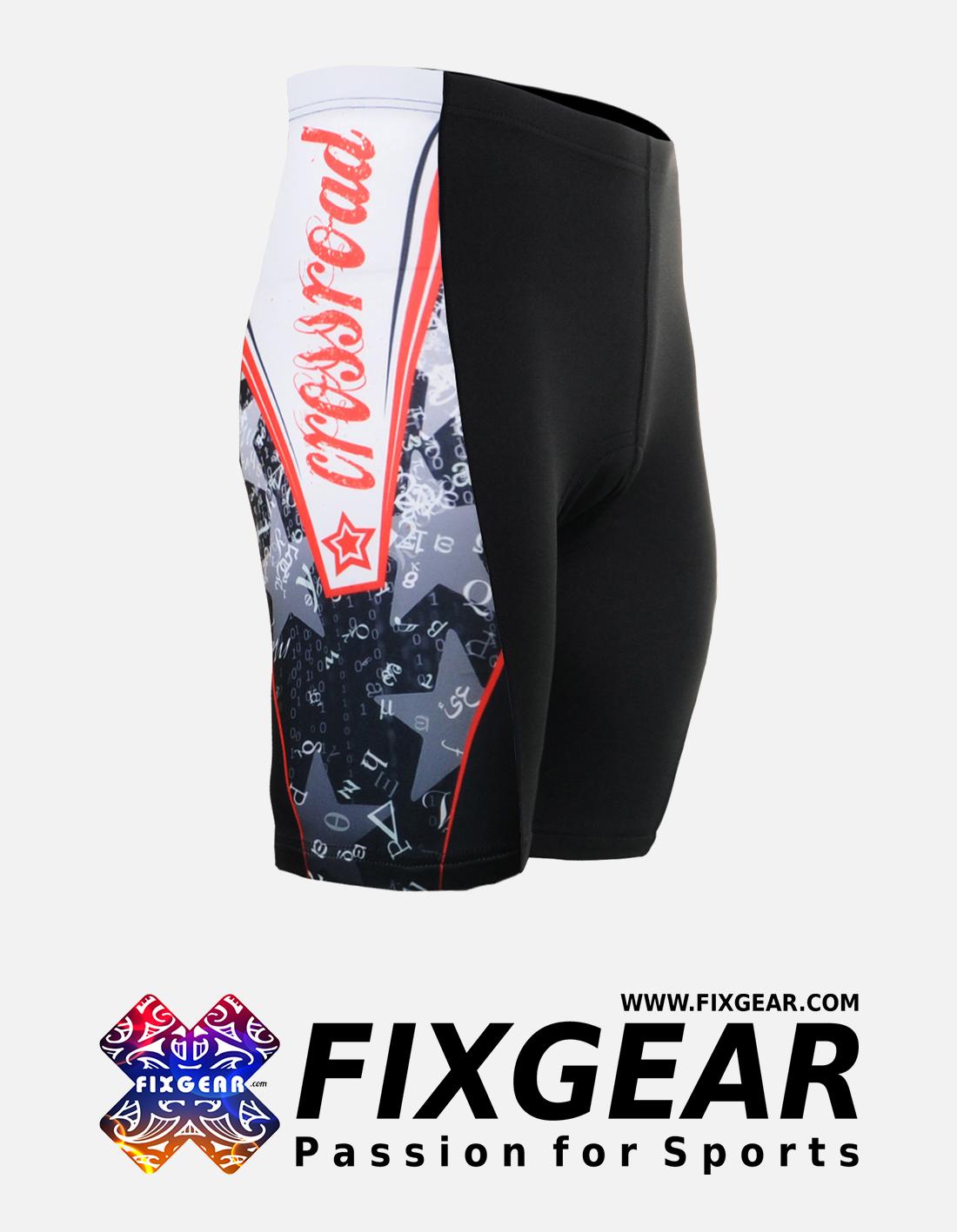 FIXGEAR ST-W24 Women's Cycling Padded Shorts