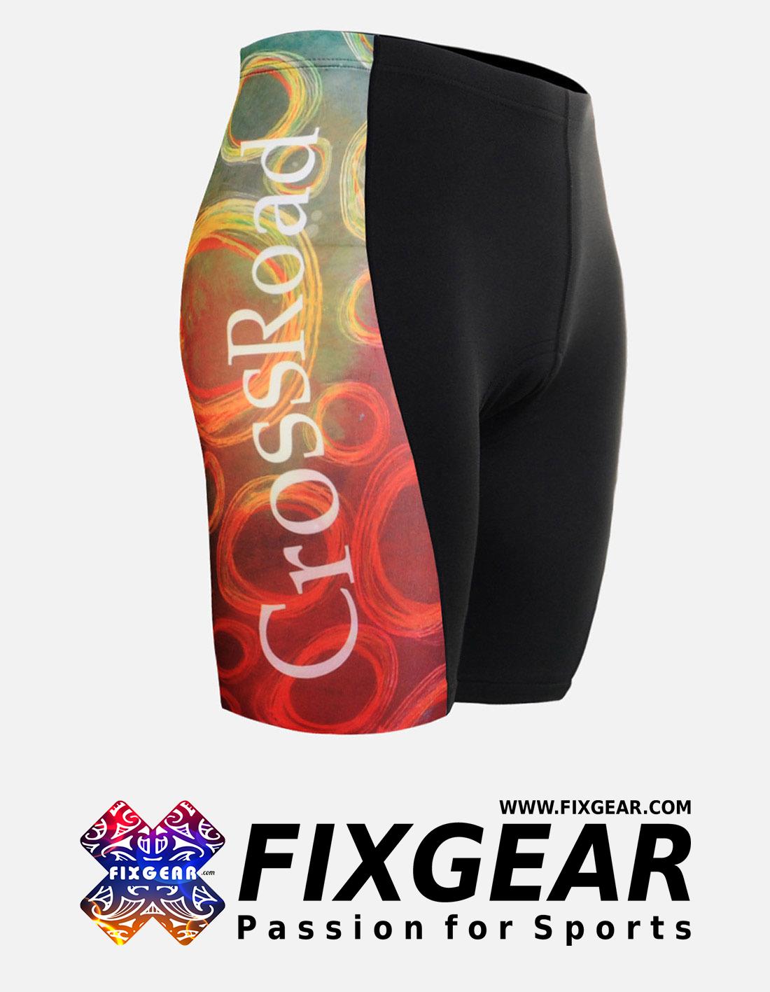 FIXGEAR ST-W4 Women's Cycling Padded Shorts