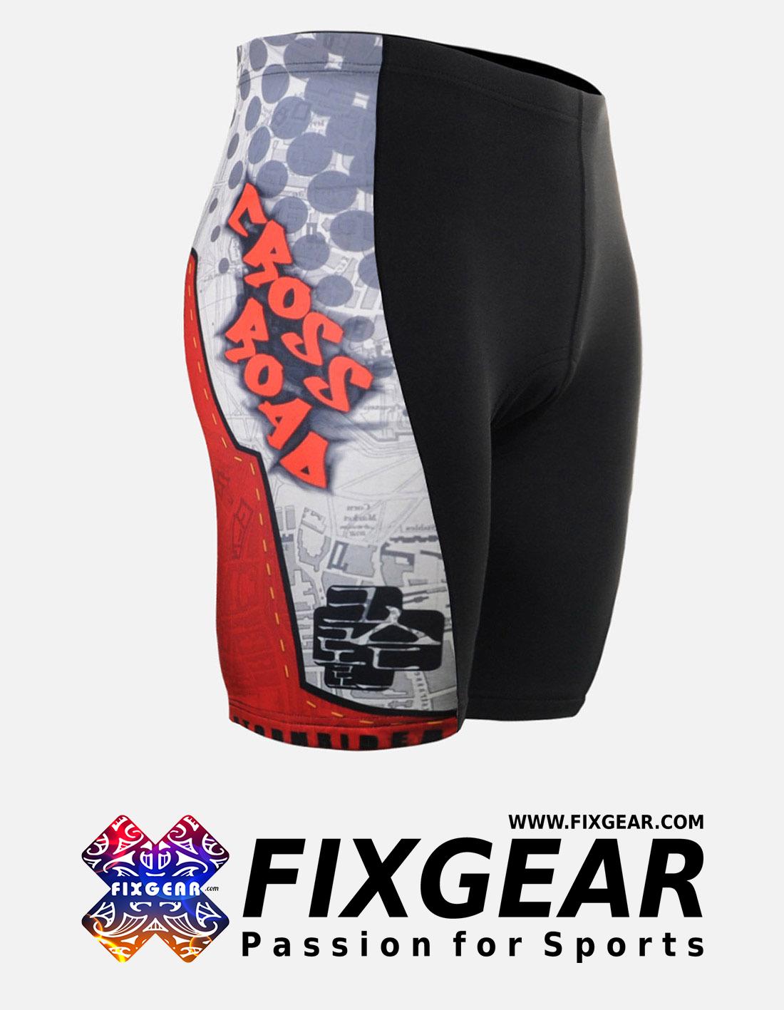 FIXGEAR ST-W5 Women's Cycling Padded Shorts